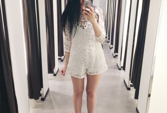 Zara total look