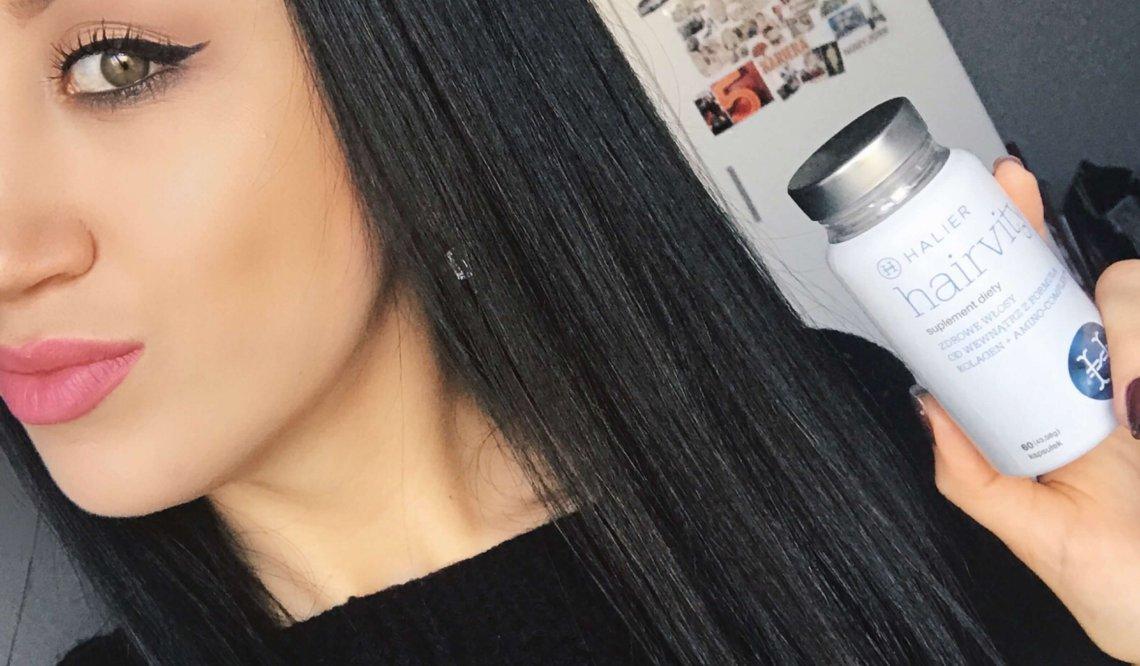 Hairvity – sposób na długie, lśniące włosy