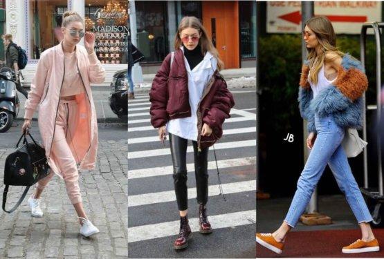 Gigi Hadid street style + fakty, o których nie wiedzieliście