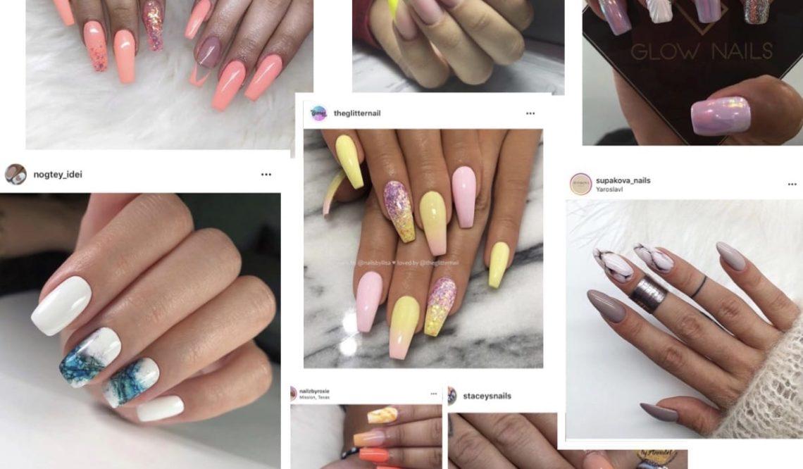 Beauty: letnie trendy w manicure z Instagram