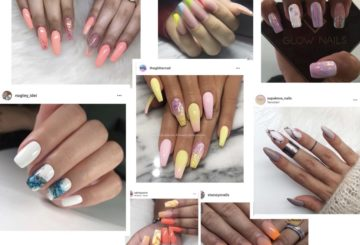 Beauty: letnie trendy w manicure z Instagram